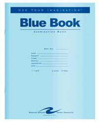 little blue book essay writing Learn how to write a killer book essay first, in 5 easy steps  but some of it is  just plain because the books were not well written  maybe you intended to  make a blue lego pirate ship with four decks and a giant mast and.